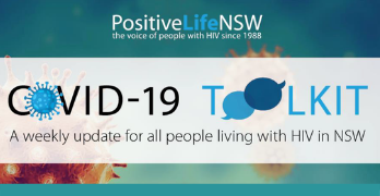 Positive Life publishes weekly #COVID-19 toolkit